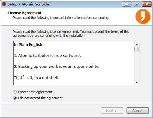 小说编辑器(Atomic Scribbler)下载