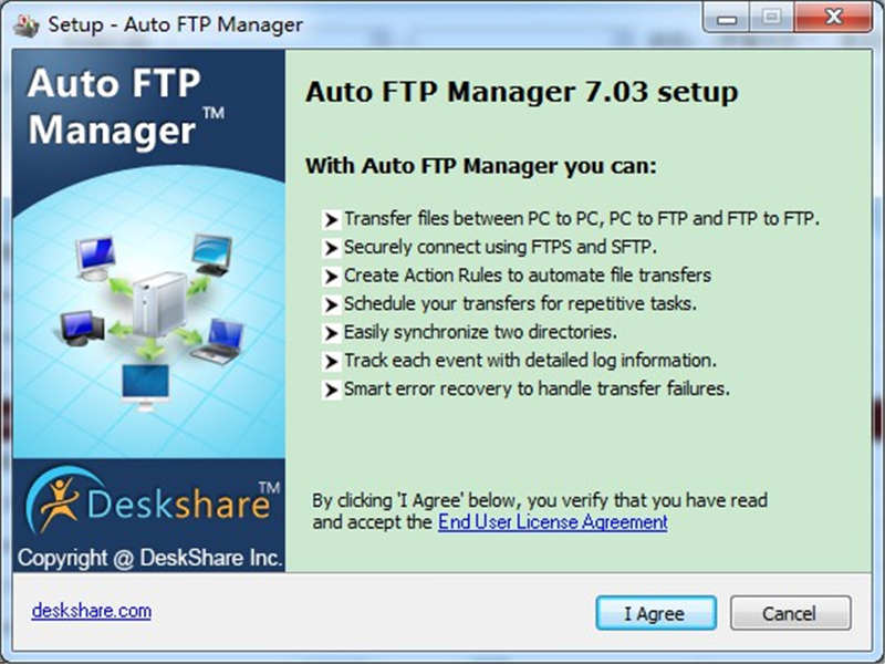 Auto FTP Manager下载