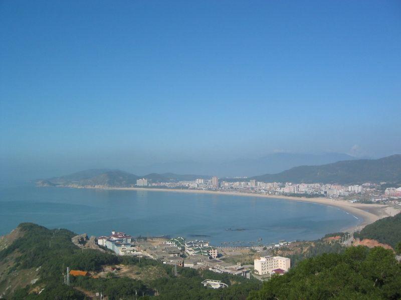旅游景点 广东 阳江 > 海陵岛大角湾风景名胜区