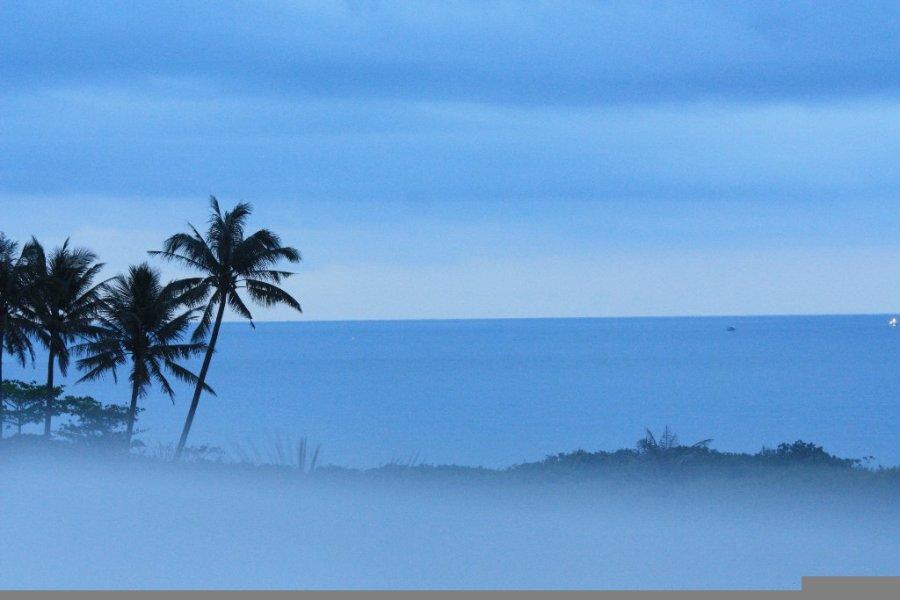 风景图集:一望无际的蓝色台东