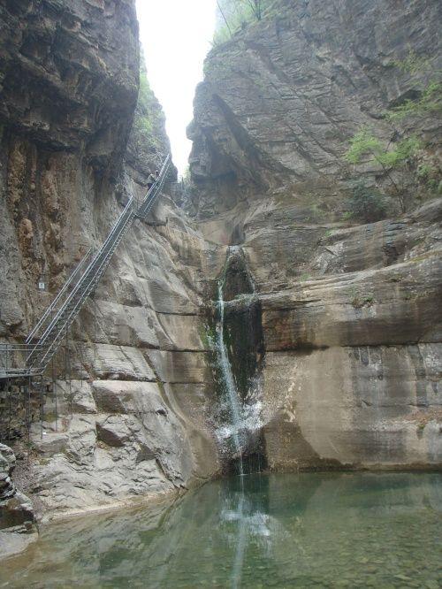长治壶关太行大峡谷红豆峡景区旅游景点简介,图片