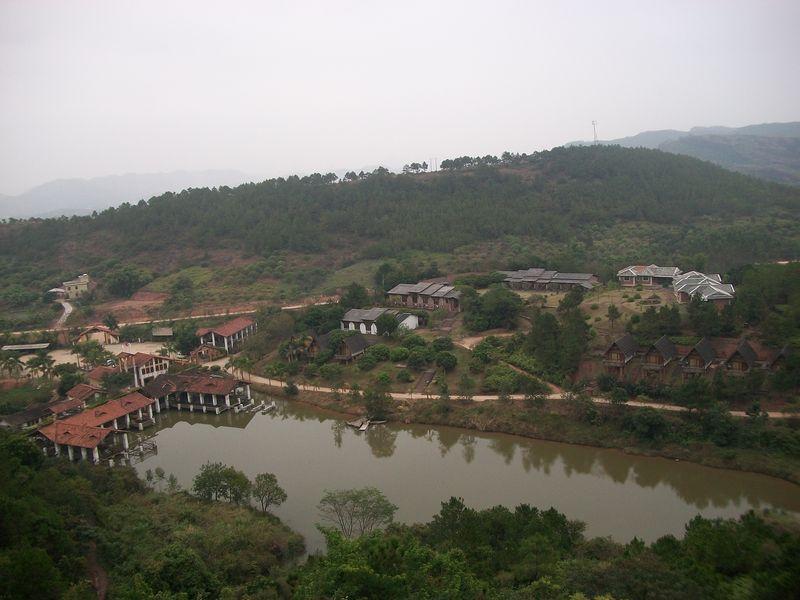 越王山风景区ywsfjq