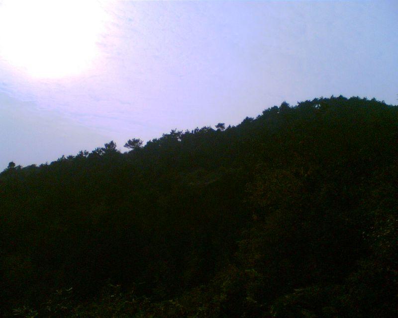 孝感安陆白兆山风景区旅游景点简介,图片,旅游信息