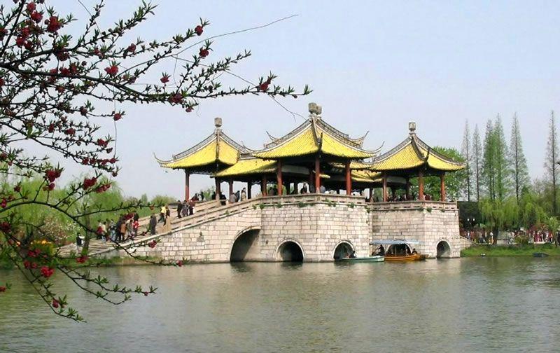 扬州五亭桥旅游景点简介,图片,旅游信息推荐-2345旅游