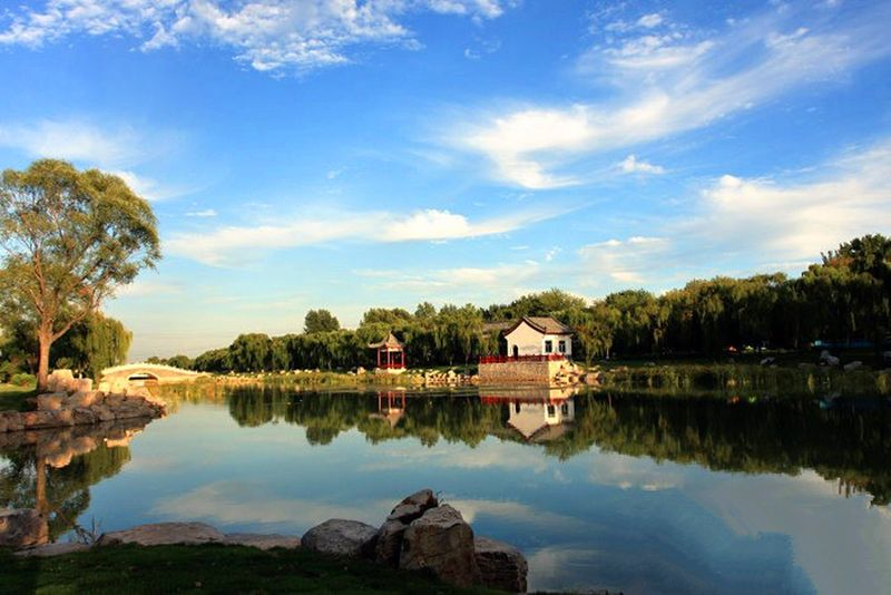 滨州蒲湖风景区旅游景点简介,图片,旅游信息推荐-2345