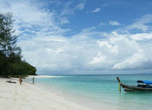 泰国海岛 蜜月度假好选择