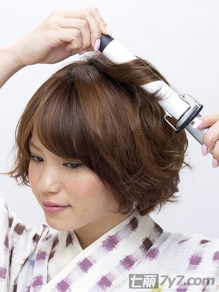短发怎么扎头发简单好看