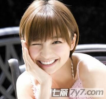 2013发型流行趋势攻略 韩式减龄短发发型图片推荐