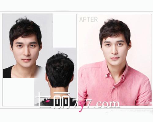 潮流男生短发发型设计 看90后如何追逐绅士品格图片