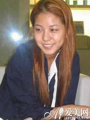 韩国女明星素颜照 化妆前后看个够
