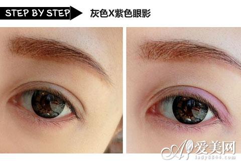 韩系大眼妆画法图解 新手看图也学会
