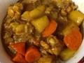 咖喱土豆鸡
