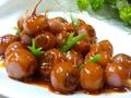 杨花萝卜酿肉