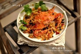 避风塘炒蟹