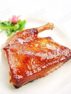 蜜汁烤鸭腿