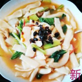 新疆汤饭(揪片子)