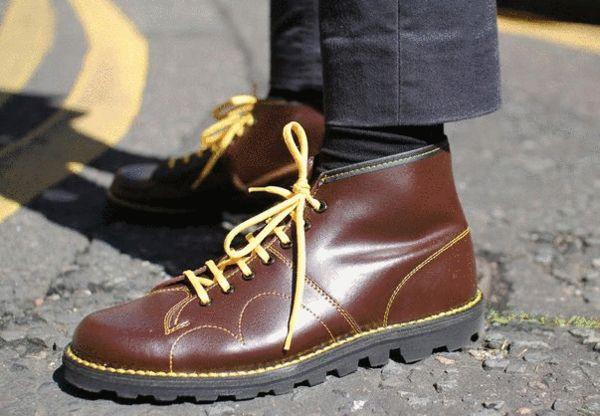 齒輪底潮鞋 釋放男人味