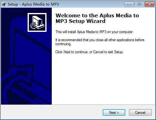 Aplus All Media to MP3 Converter下载