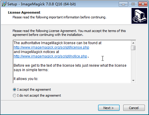 ImageMagick (图片处理软件) 64位bt365手机版下载