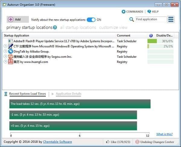 Autorun Organizer(开机启动项管理软件)下载