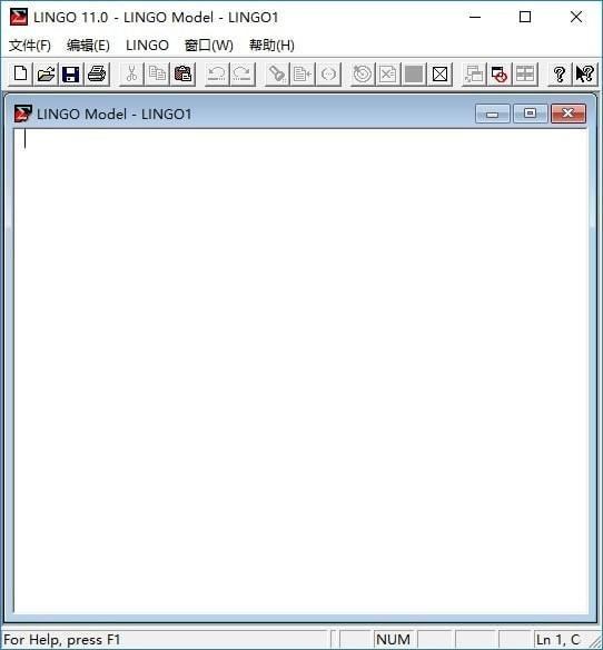 Lingo(数学建模软件)下载