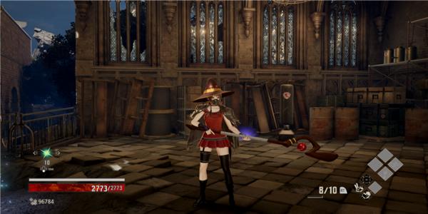 噬血代码惠惠的爆裂魔杖MOD下载