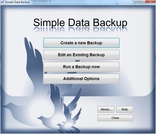 Simple Data Backup(数据备份工具)下载