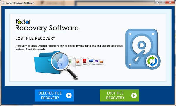 Yodot File Recovery(文件恢复器)下载
