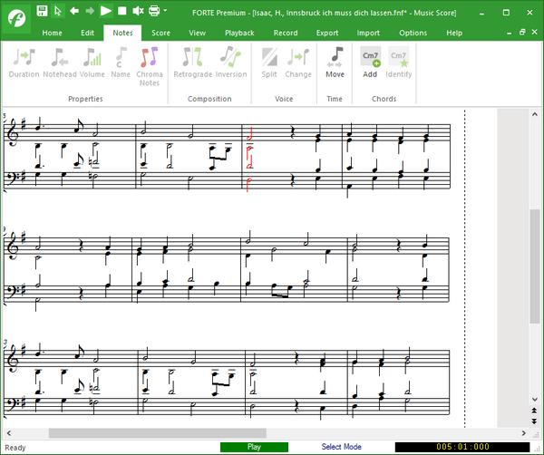Forte Notation Pro(专业版打谱软件)下载